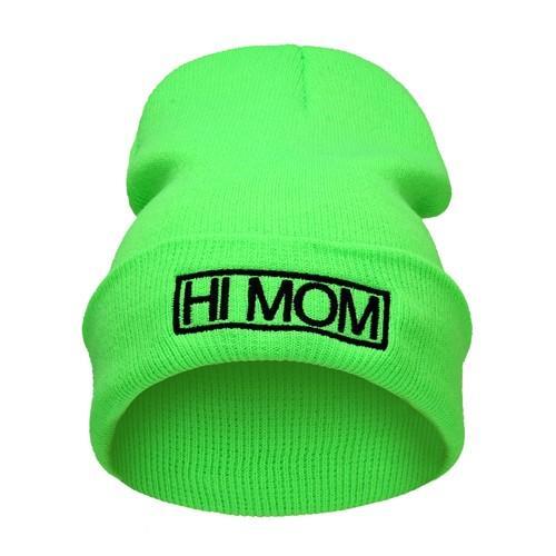 krasnal haft HI MOM /n. zielona/