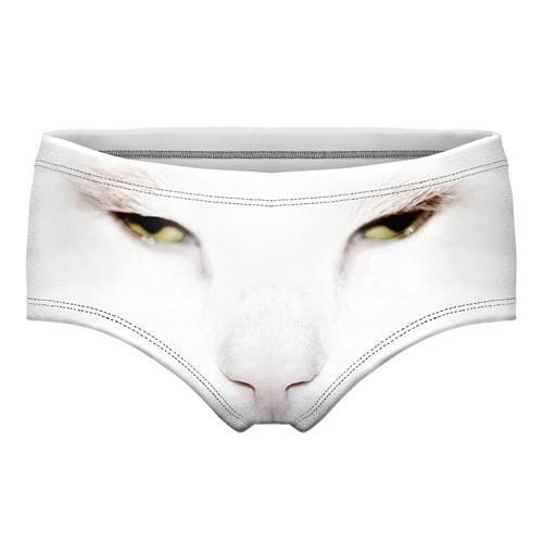 FIGI druk BIG WHITE CAT