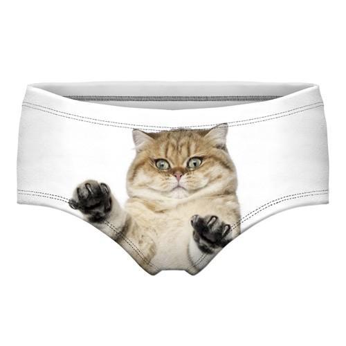 FIGI druk FUNNY CAT