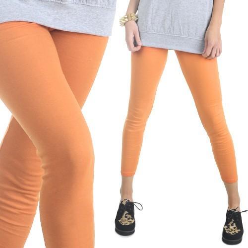 leginsy color united /pomarańczowe/