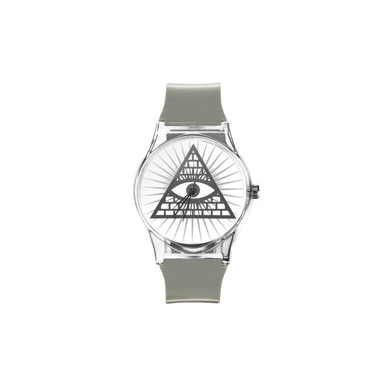 zegarek pyramid /szary/