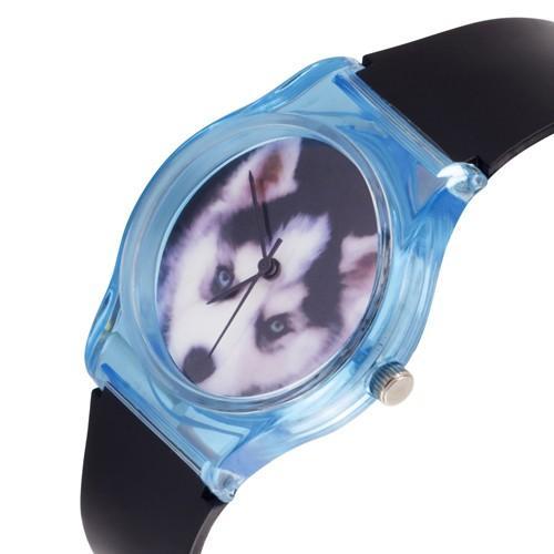 zegarek husky /czarny/