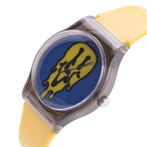 zegarek jerscot /żółty/