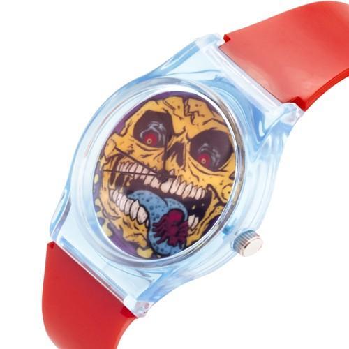 zegarek jerscot 2 /czerwony/