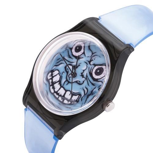 zegarek jerscot blue /turkusowy/