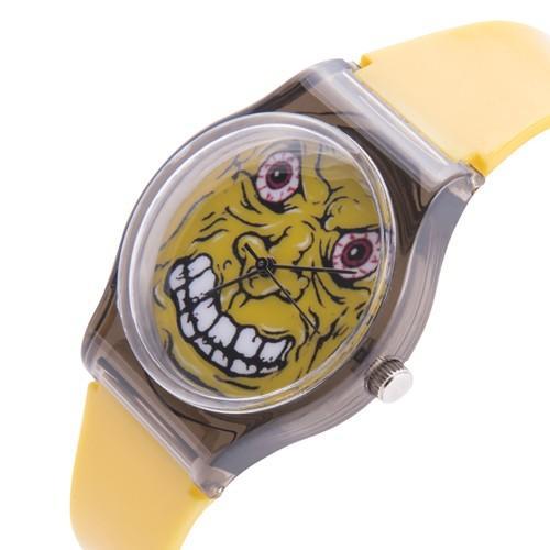 zegarek jerscot yellow /zółty/