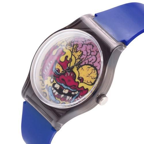 zegarek monster /chabrowy/