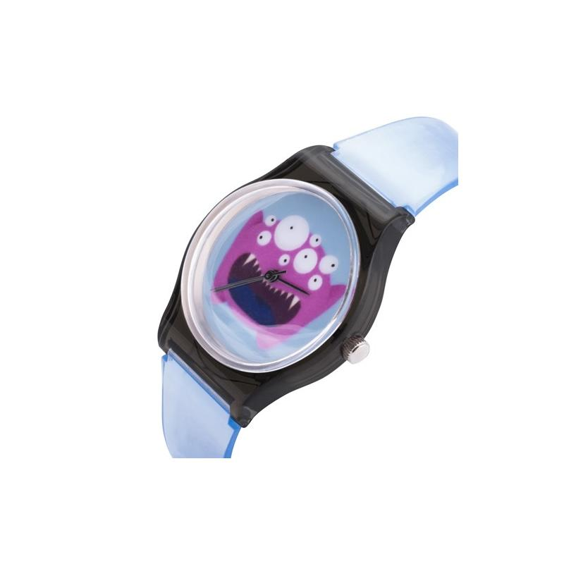 zegarek monster pink /turkusowy/