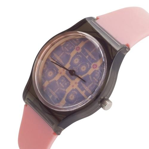 zegarek scull /różowy/