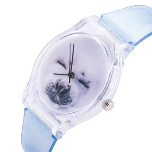zegarek seal /turkusowy/
