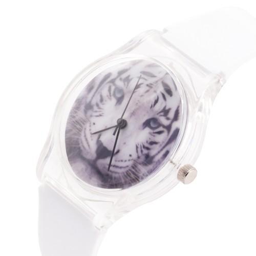 zegarek tiger /biały/