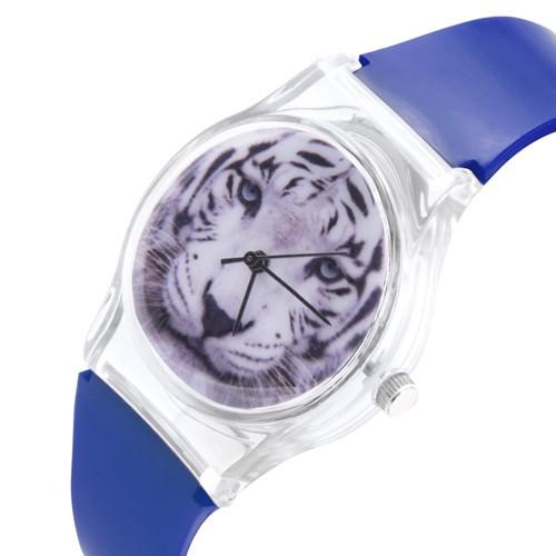 zegarek tiger /chabrowy/