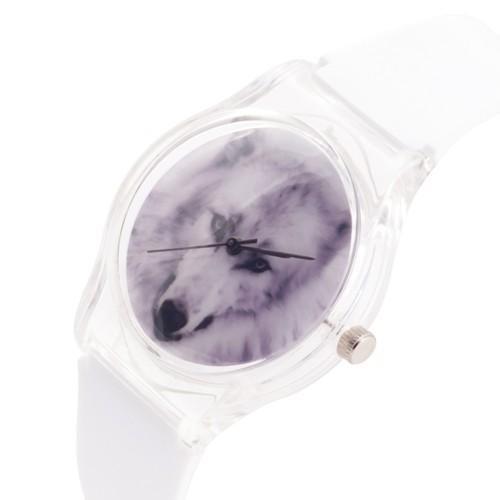 zegarek white wolf /biały/