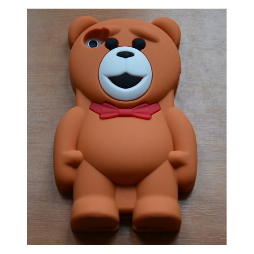Etui iPhone 4G/4S TED