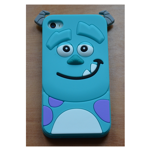 Etui iPhone 4G/4S MONSTER