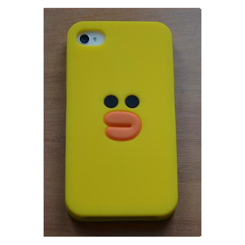 Etui iPhone 4G/4S KACZKA
