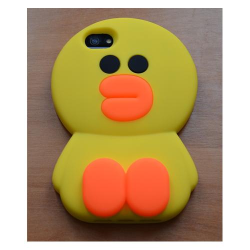 Etui iPhone 5G/5S KACZOREK