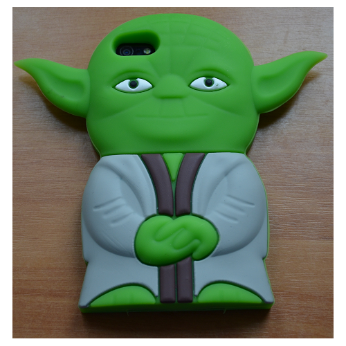 Etui iPhone 5G/5S YODA