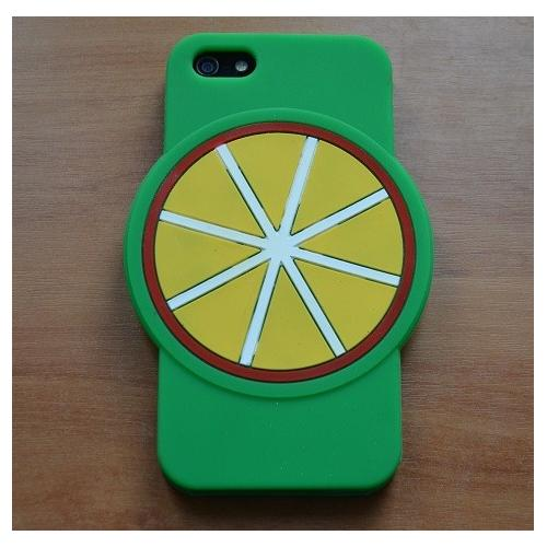 Etui iPhone 5G/5S KACZKA yellow