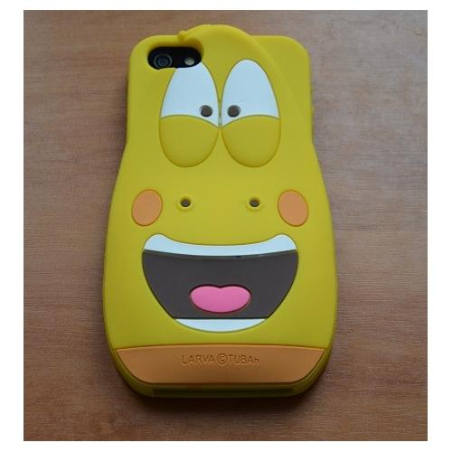 Etui iPhone 5G/5S KACZKA yellow