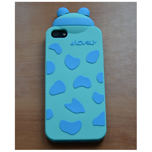 Etui iPhone 5G/5S LOVELY BEAR