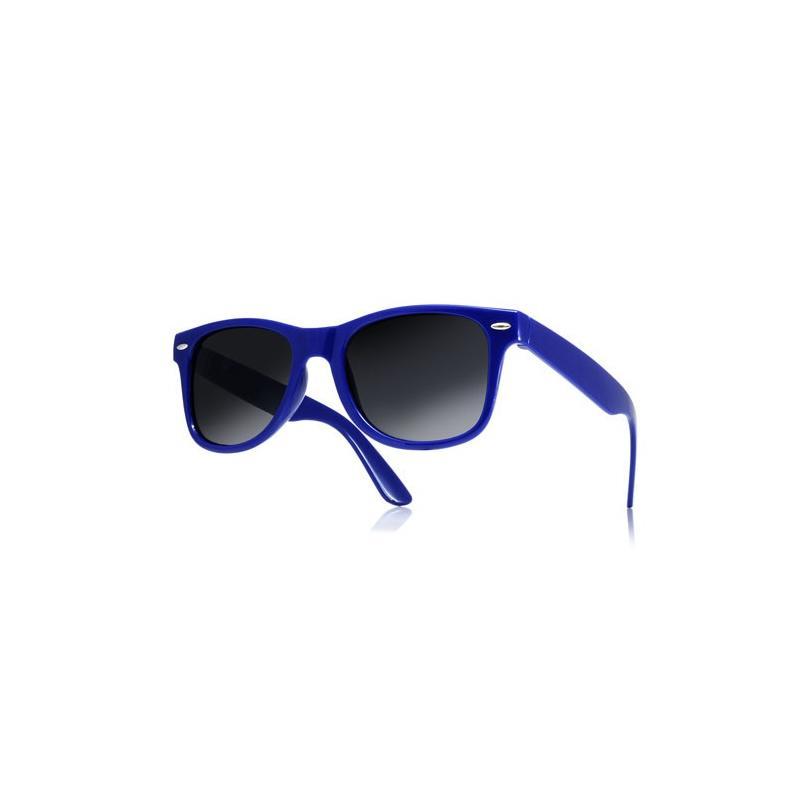 okulary przeciwsłoneczne wayfarer /granatowe/