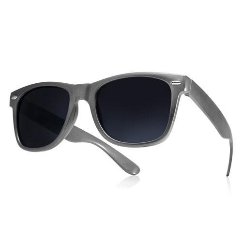 okulary przeciwsłoneczne wayfarer /szare/