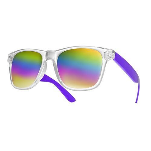 okulary przeciwsłoneczne beach /fioletowe/