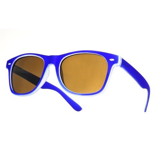 okulary przeciwsłoneczne Rubbi /granatowe/