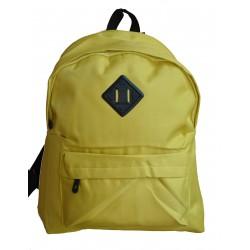 Plecak uniwersal /żółty/