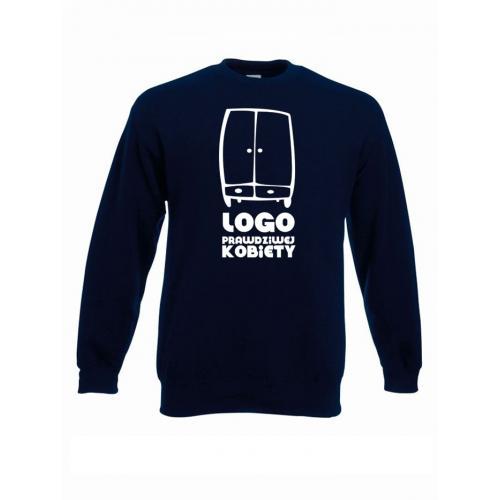 bluza oversize LOGO