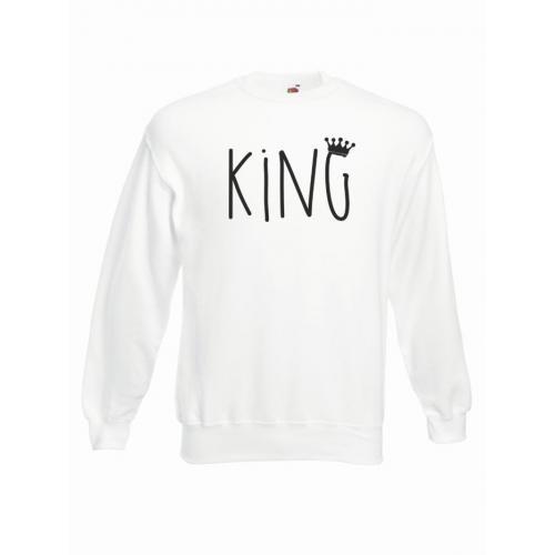 bluza oversize KING