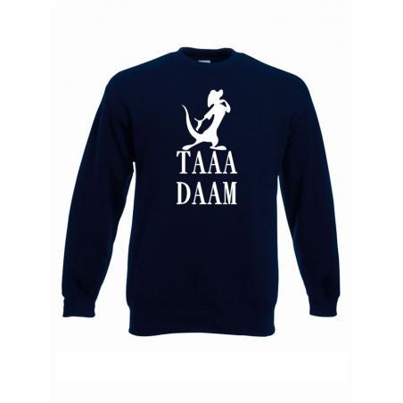 bluza oversize TAAADAAM