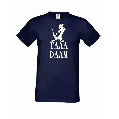 T-shirt oversize TAAADAAM