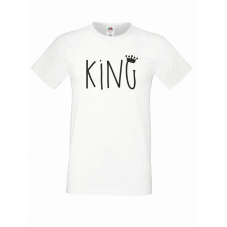 T-shirt oversize KING 2