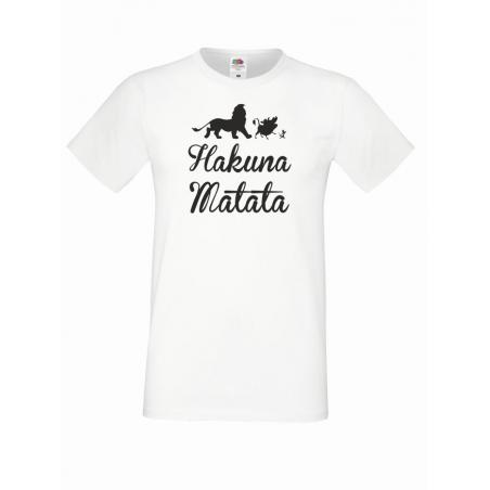 T-shirt oversize HAKUNA MATATA ANIMAL 3