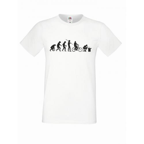 T-shirt oversize EVOLUTION
