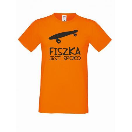 T-shirt oversize FISZKA
