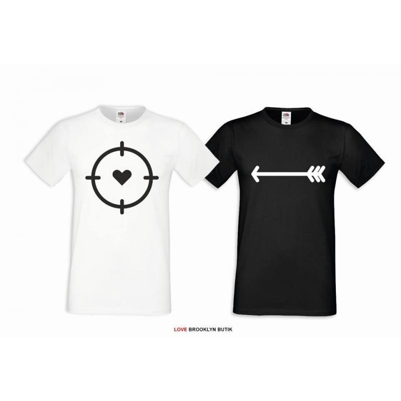 T-shirt DLA PAR 2 SZT ARROW WHEEL