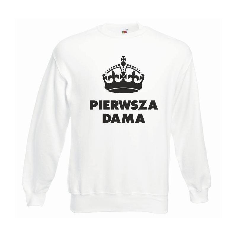 bluza oversize PIERWSZA DAMA
