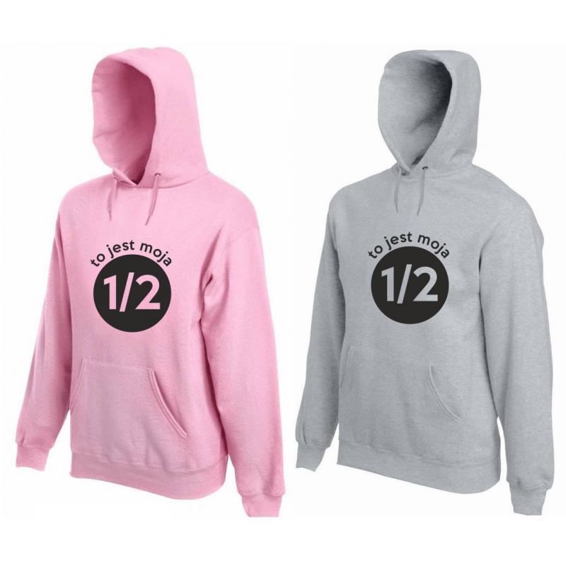 T-shirt DLA PAR 2 SZT TO JEST MOJA 1/2