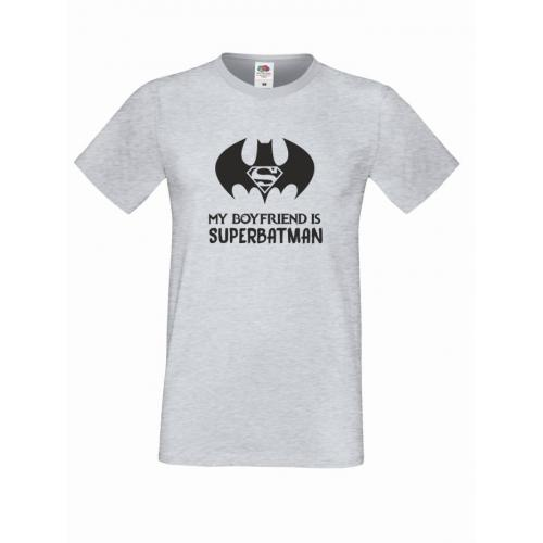 T-shirt oversize SUPERBATMAN
