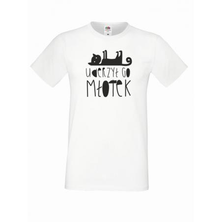 T-shirt oversize MŁOTEK