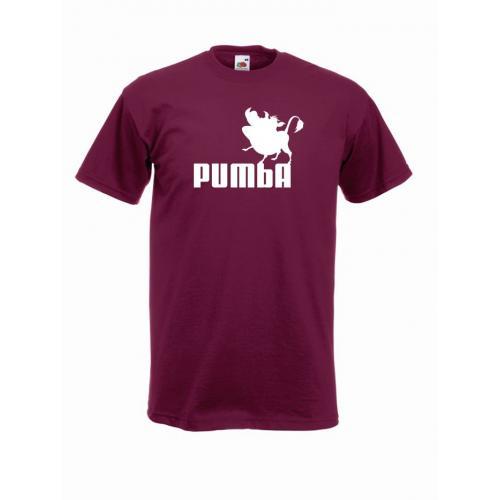 T-shirt oversize PUMBA