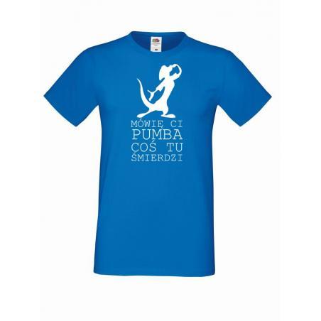 T-shirt oversize MÓWIĘ CI