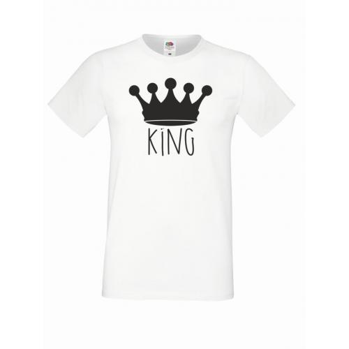 T-shirt oversize KING KORONA 2