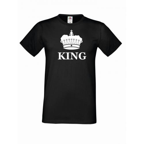 T-shirt oversize KING KORONA