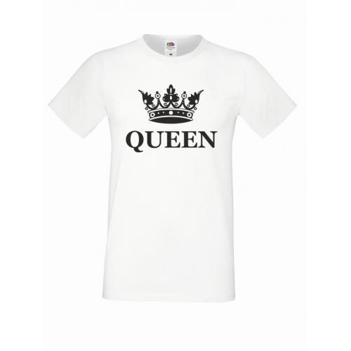T-shirt oversize QUEEN KORONA