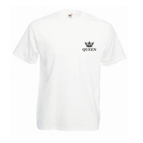 T-shirt oversize QUEEN KORONA MINI