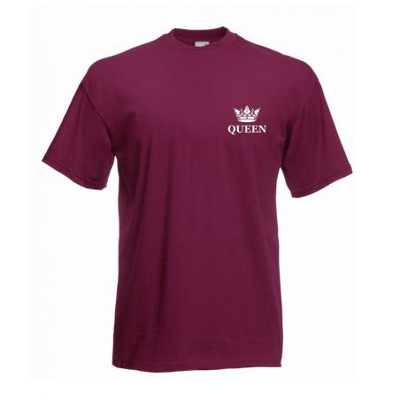 T-shirt oversize QUEEN KORONA MINI